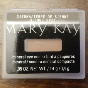 Mary Kay mineral eye color Sienna